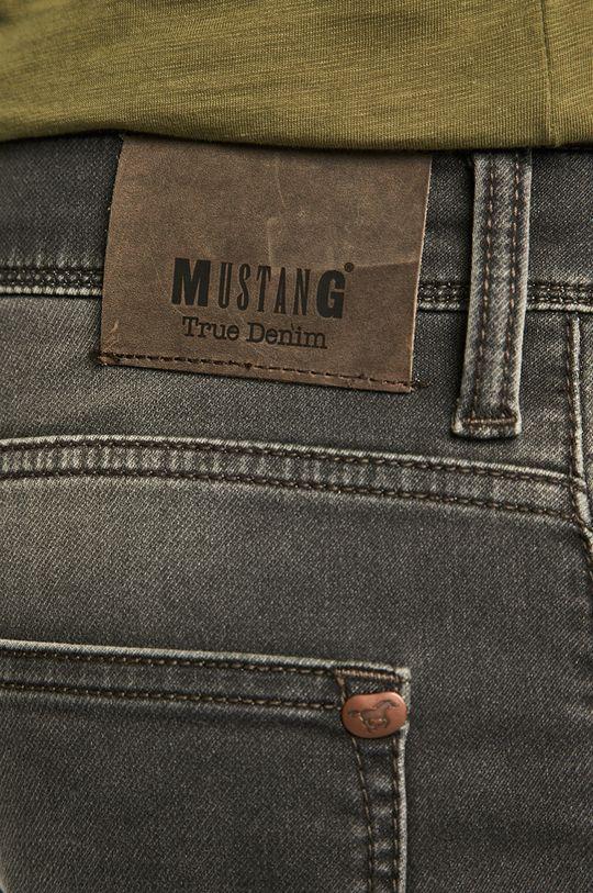 sivá Mustang - Pánske šortky