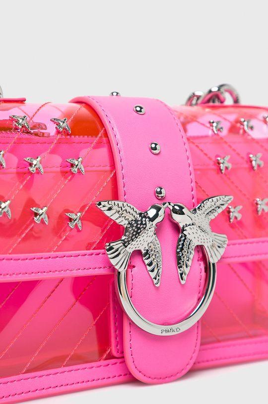 Pinko - Kabelka růžová