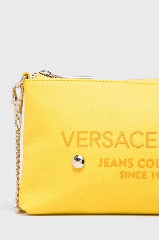 Versace Jeans - Torebka żółty
