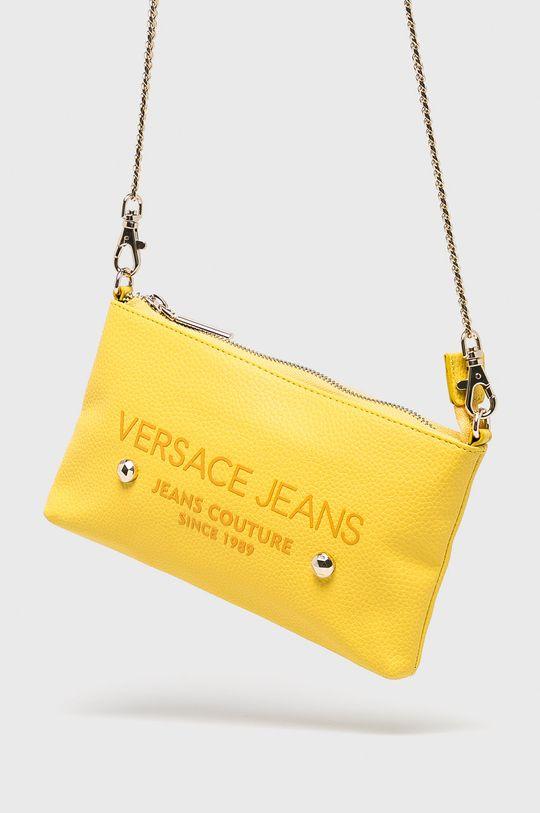 Versace Jeans - Torebka <p>Inne materiały: 100 % PVC, Materiał 1: 100 % Poliester,</p>