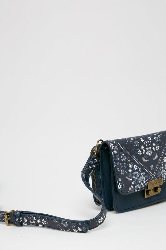 Pepe Jeans - Kabelka  Podšívka: 100% Bavlna Hlavní materiál: 100% Polyuretan