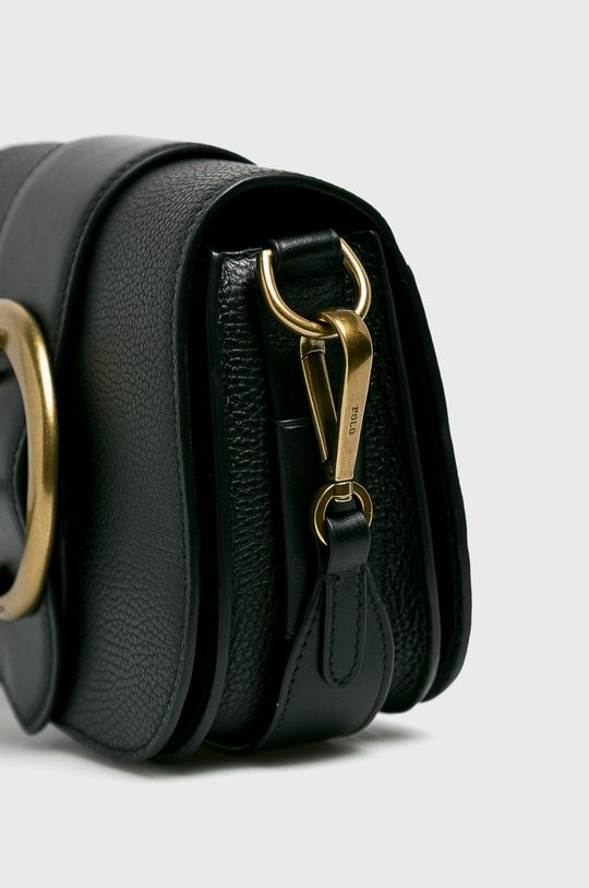 Polo Ralph Lauren - Kožená kabelka 100% Přírodní kůže