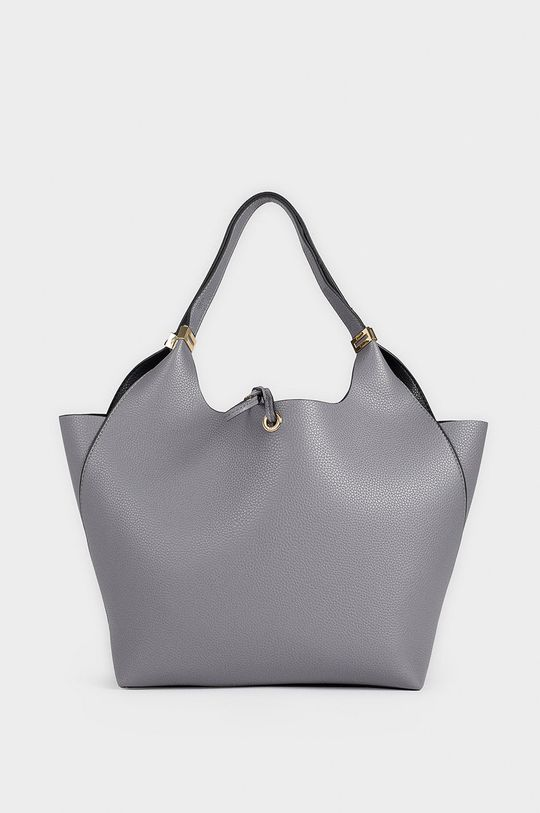 stříbrná Parfois - Oboustranná kabelka