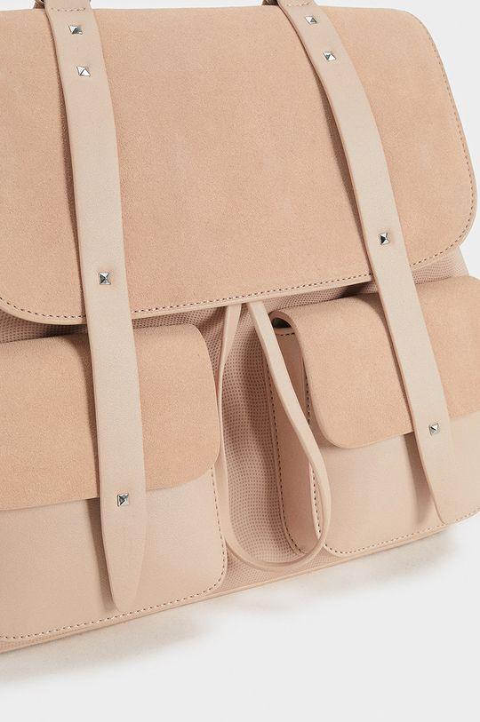 Parfois - Batoh  Podšívka: 100% Polyester Hlavní materiál: 60% Polyuretan, 40% Semišová kůže