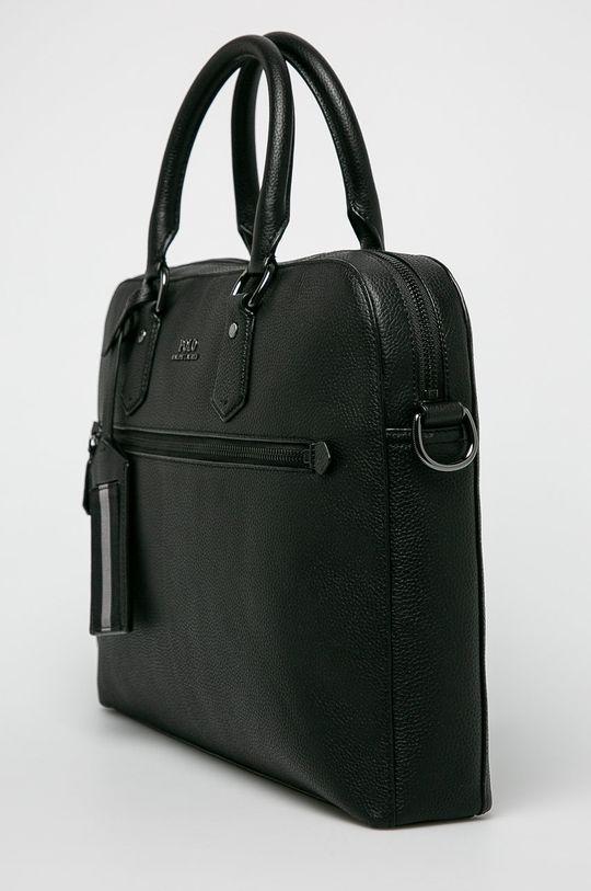 Polo Ralph Lauren - Kožená taška  Podšívka: 100% Polyester Hlavní materiál: Přírodní kůže