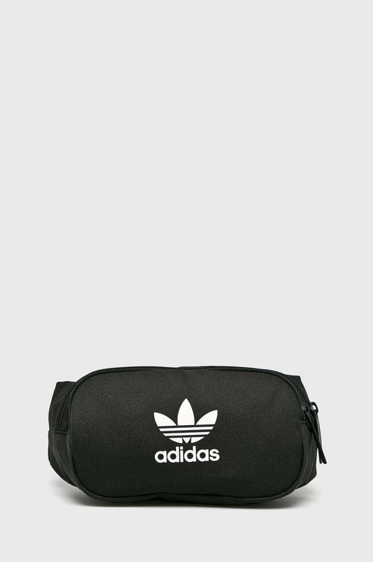 czarny adidas Originals - Nerka Męski