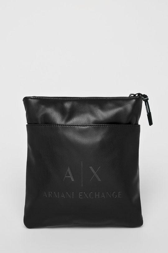 čierna Armani Exchange - Taška Pánsky