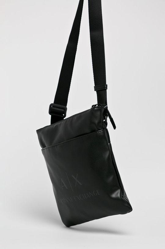 Armani Exchange - Taška čierna