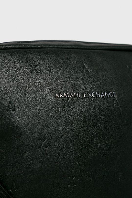 Armani Exchange - Malá taška čierna
