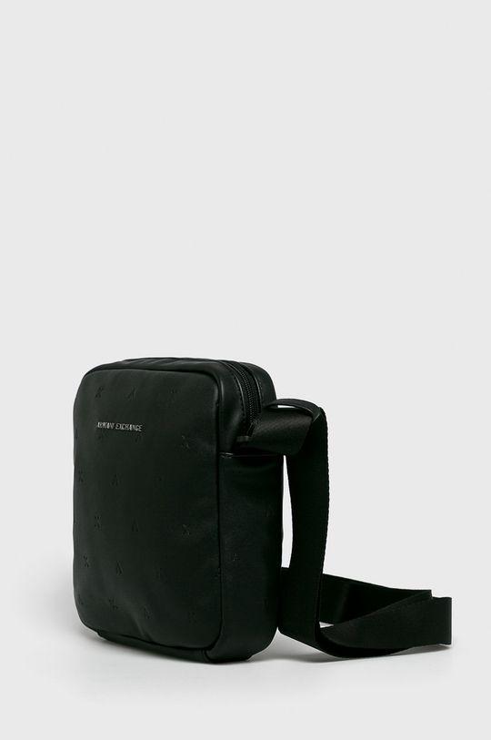 Armani Exchange - Malá taška <p>1. látka: 100% Polyester 2. látka: 100% Polyuretán</p>