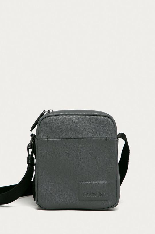 svetlosivá Calvin Klein - Malá taška Pánsky