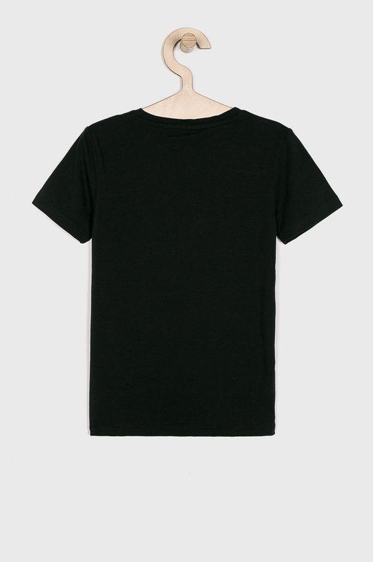Name it - Tricou copii 116-152 cm negru