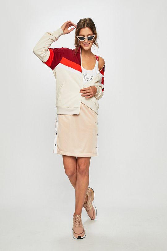 Fila - Top sportowy biały
