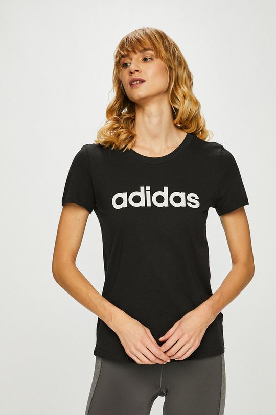 fekete adidas Performance - Top Női