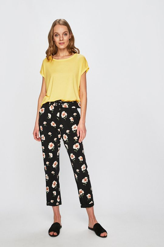 Vero Moda - Top żółty