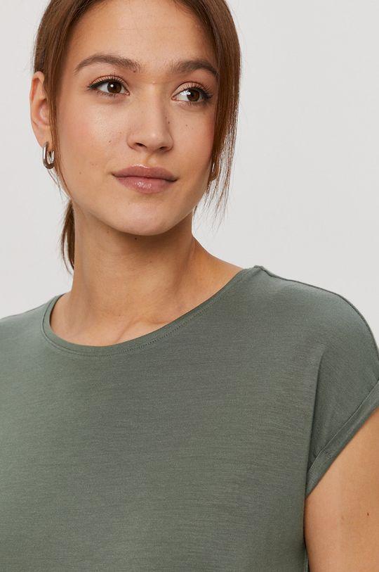 tyrkysová modrá Vero Moda - Tričko