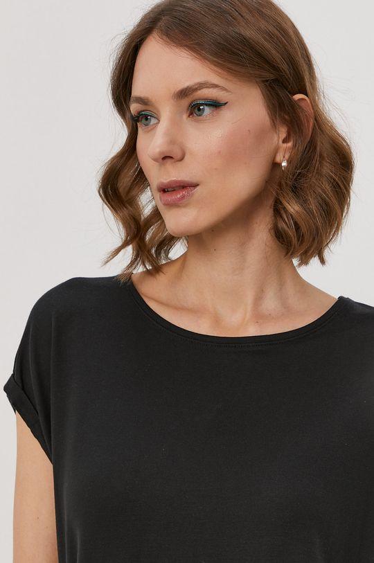 czarny Vero Moda - T-shirt