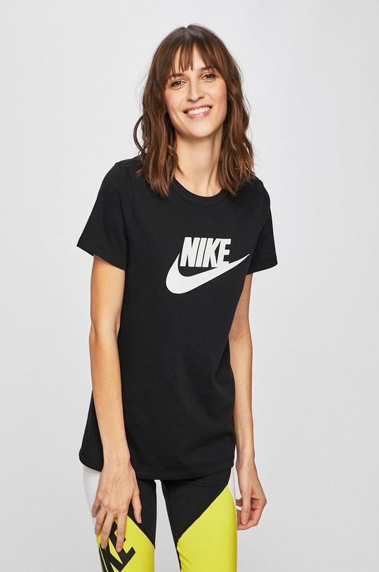 černá Nike Sportswear - Top Dámský