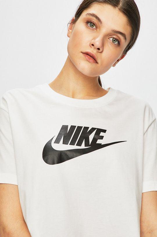 bílá Nike Sportswear - Top