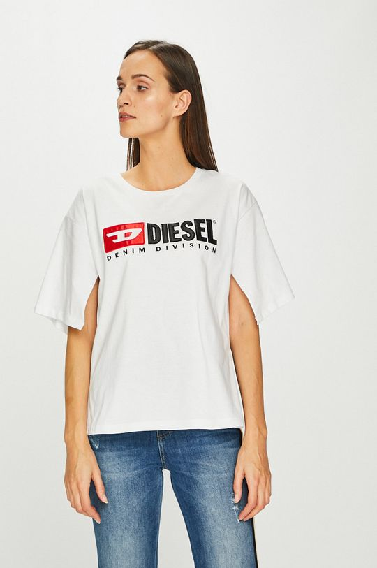 bílá Diesel - Top Dámský