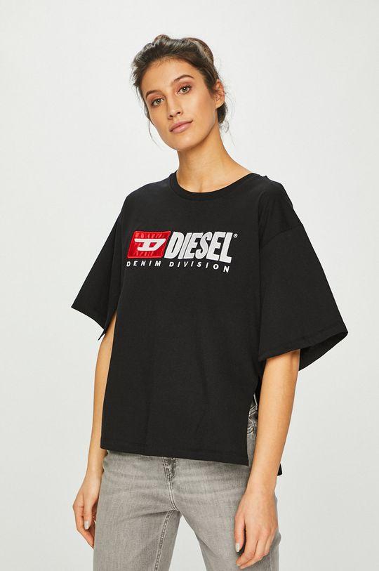 černá Diesel - Top