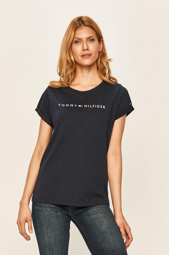 bleumarin Tommy Hilfiger - Tricou De femei