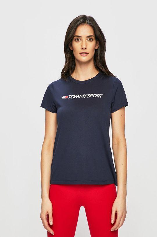 bleumarin Tommy Sport - Top sport De femei