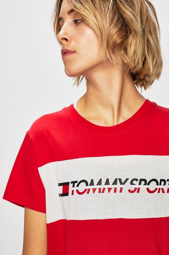 rosu Tommy Sport - Top De femei