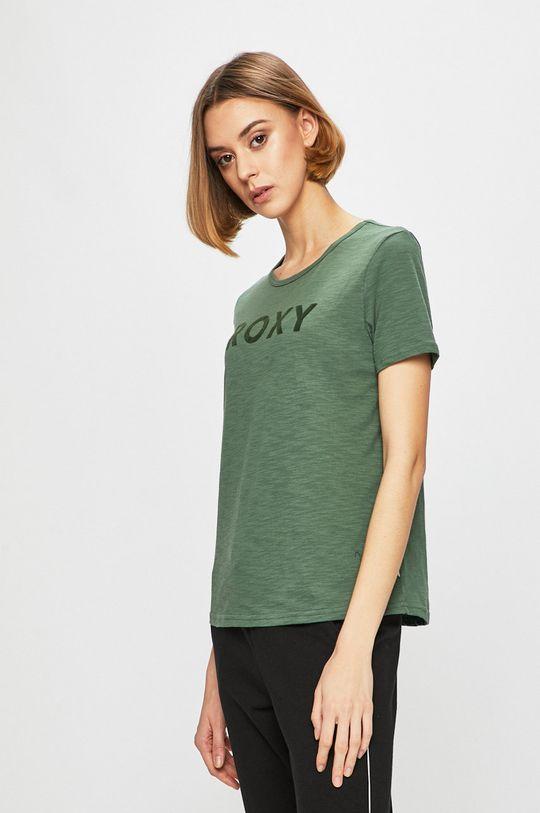 zelená Roxy - Top Dámsky