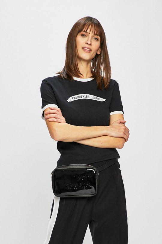 černá Calvin Klein Jeans - Top Dámský