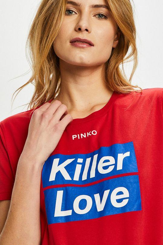 červená Pinko - Top