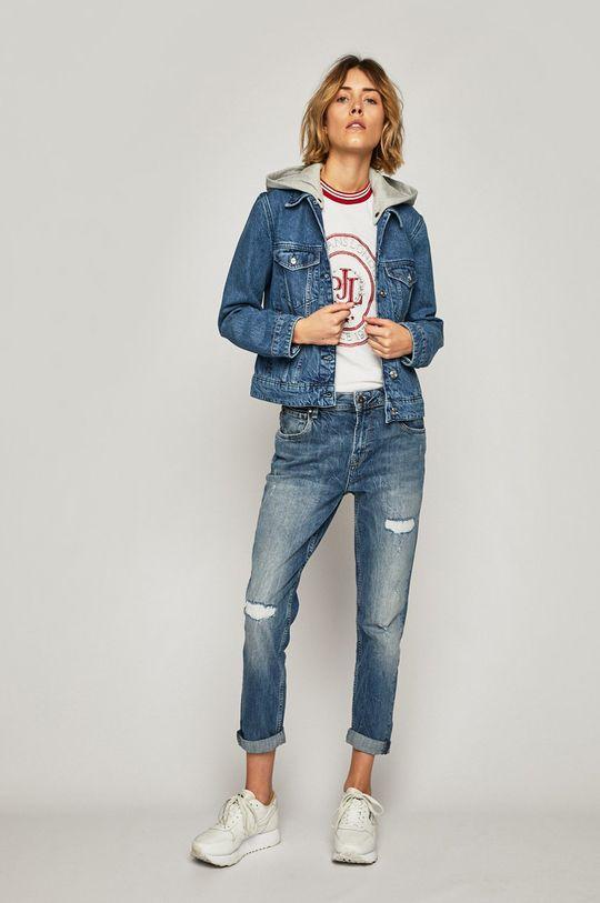 Pepe Jeans - Felső Eli fehér