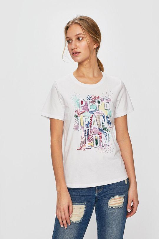 fehér Pepe Jeans - Felső Liza Női