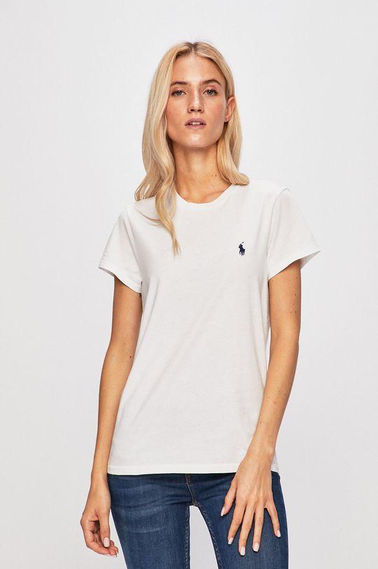 alb Polo Ralph Lauren - Tricou De femei