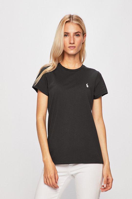 černá Polo Ralph Lauren - Tričko Dámský