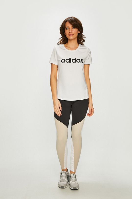 adidas Performance - Top fehér