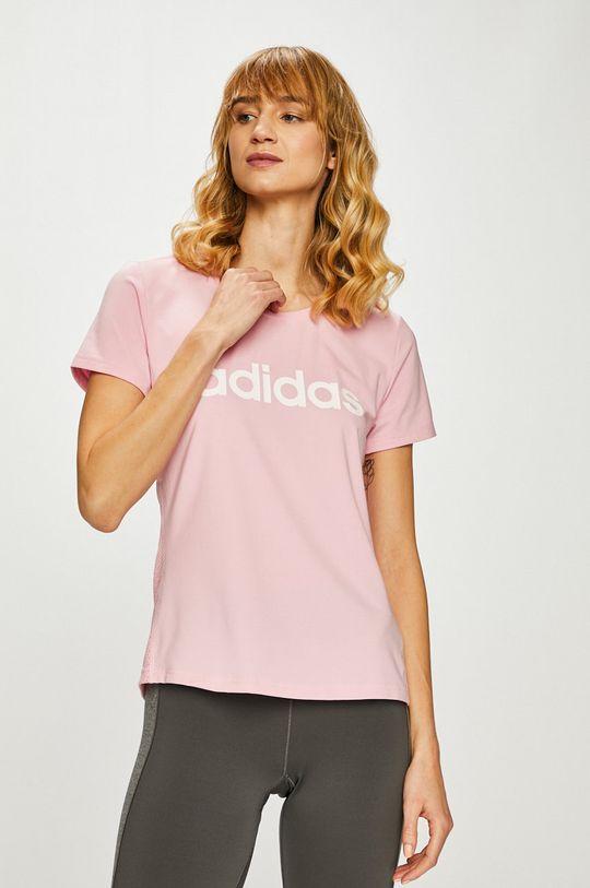 rózsaszín adidas Performance - Top Női