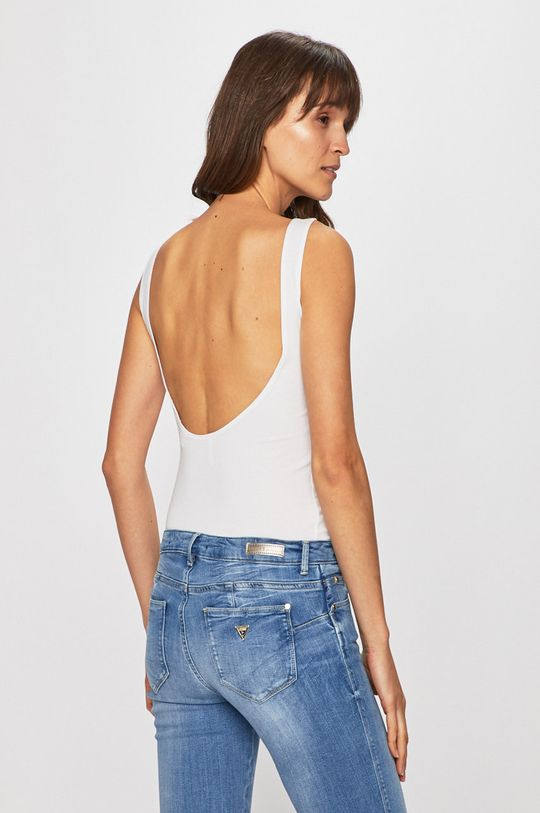 Guess Jeans - Top 95 % Bawełna, 5 % Elastan