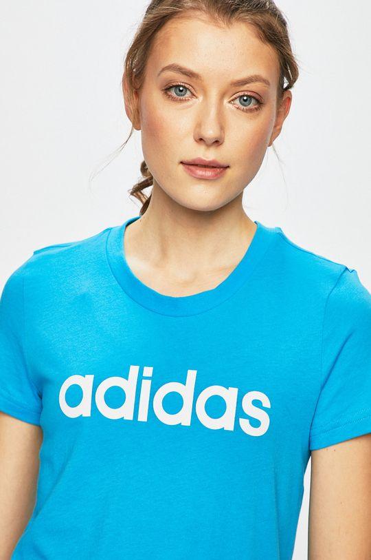 kék adidas Performance - Top