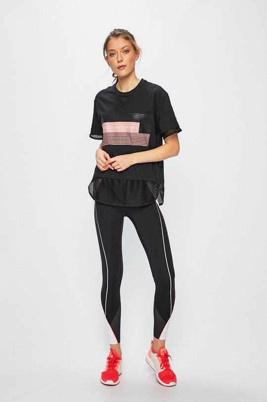 adidas Performance - Top fekete