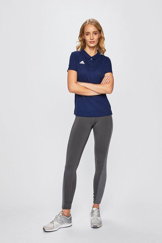 adidas Performance - Sport top kék