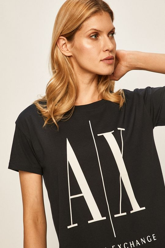 bleumarin Armani Exchange - Top