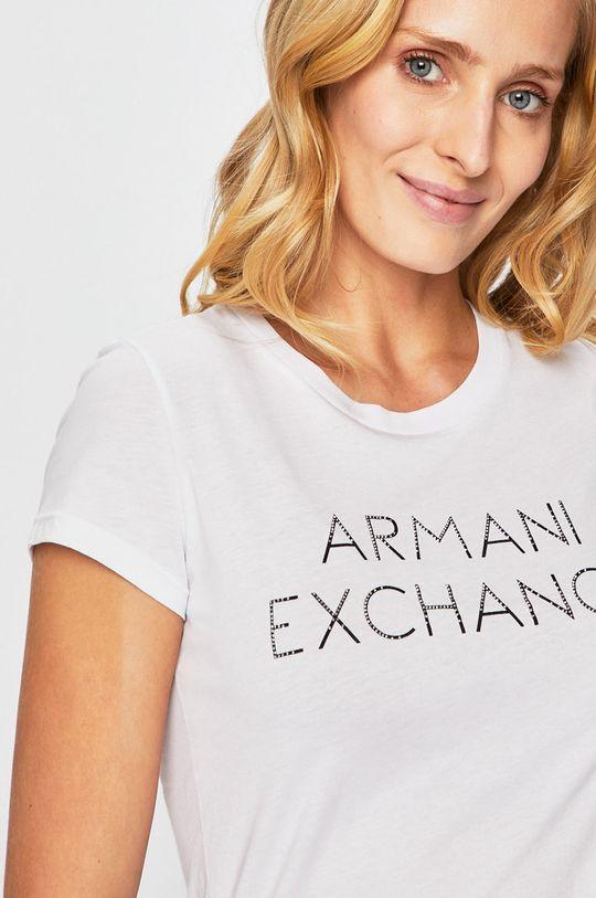 biela Armani Exchange - Top