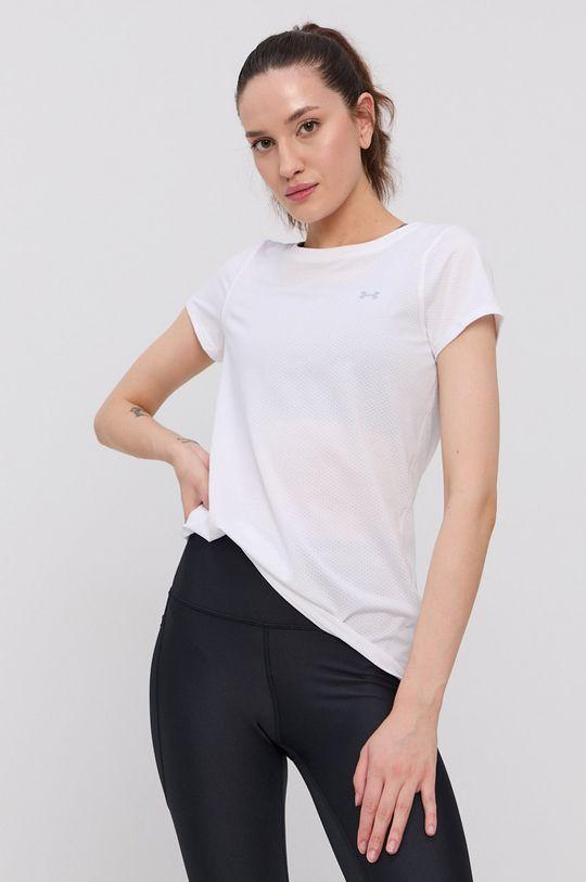 biela Under Armour - Tričko