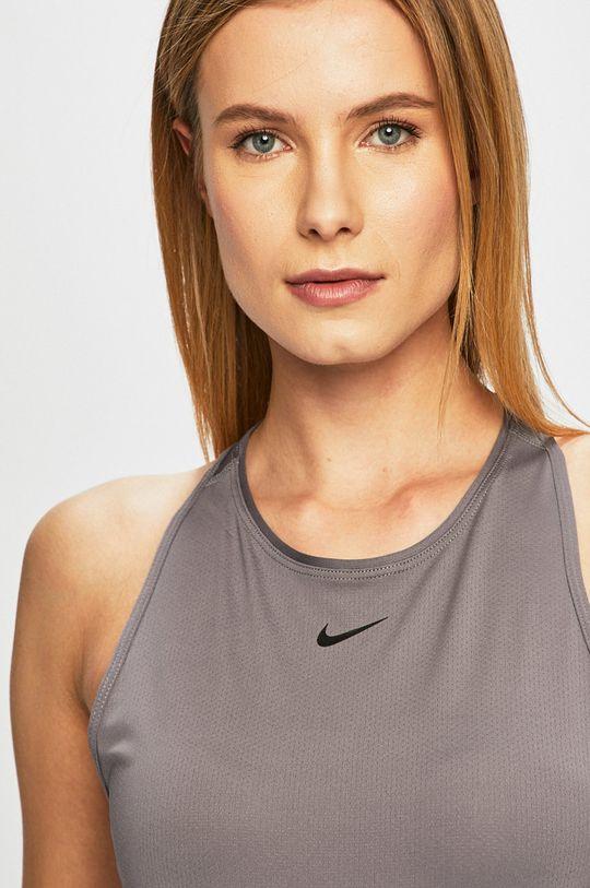 šedá Nike - Top