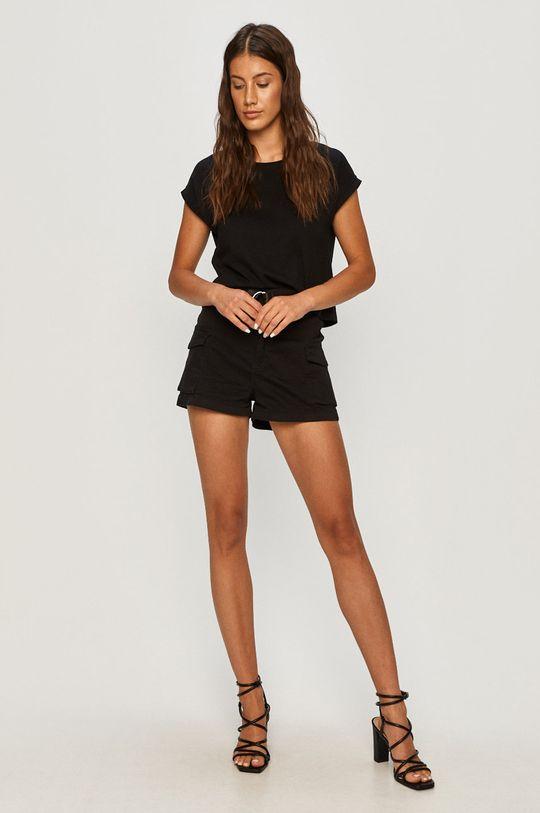 Tally Weijl - T-shirt czarny