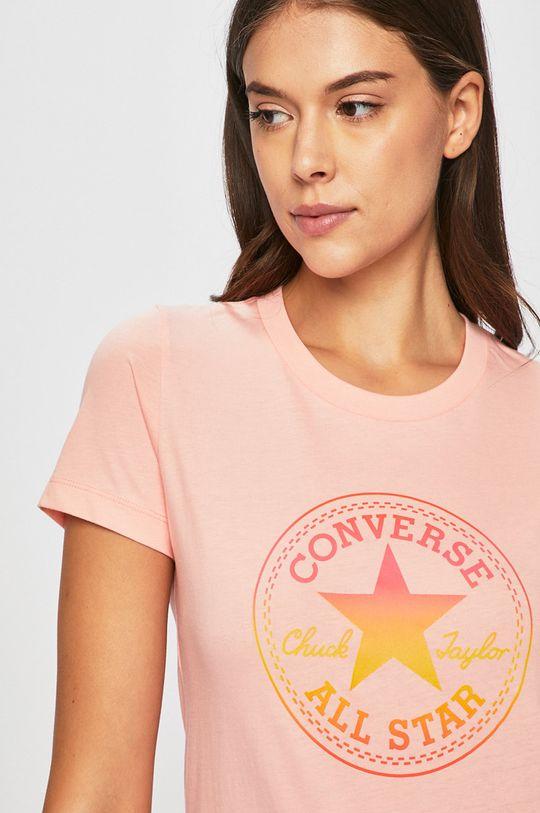 korálová Converse - Top Dámský