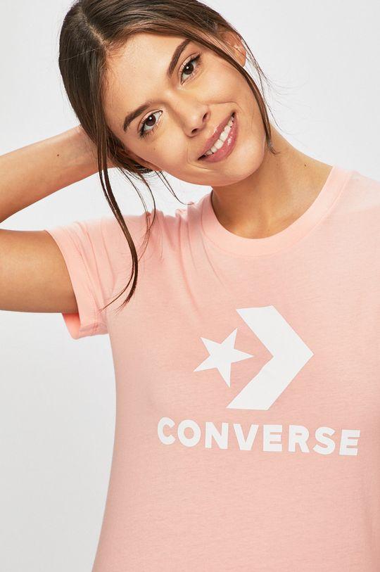koralowy Converse - Top Damski