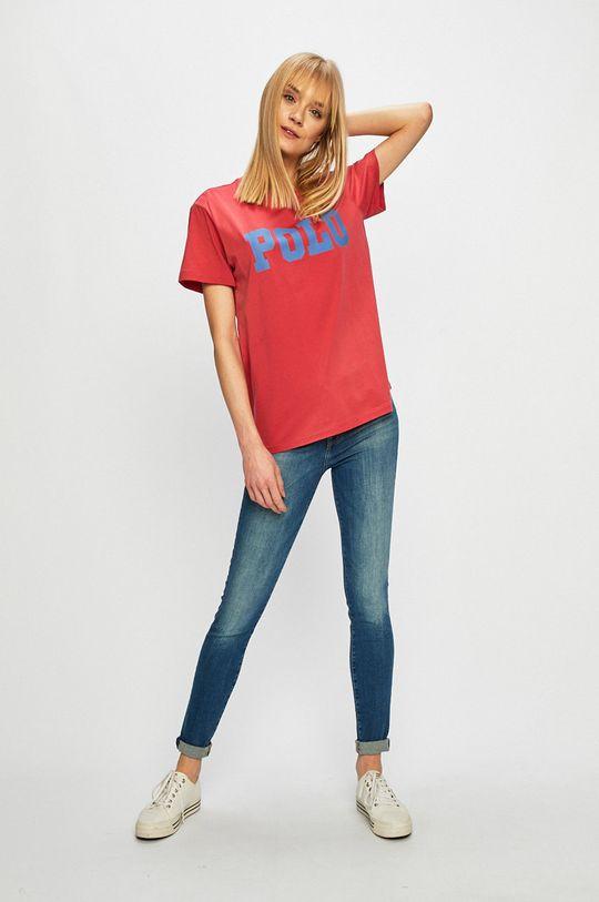 Polo Ralph Lauren - Top červená