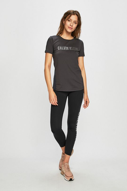 Calvin Klein - Tričko šedá